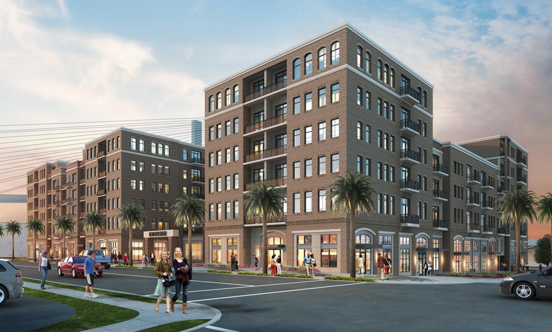 Spandrel Development: 630 Indian Street