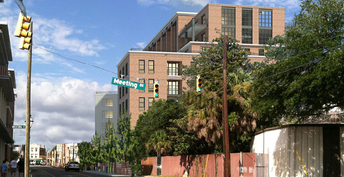 Spandrel Development South Carolina Properties: 28 Woolfe Street, Charleston